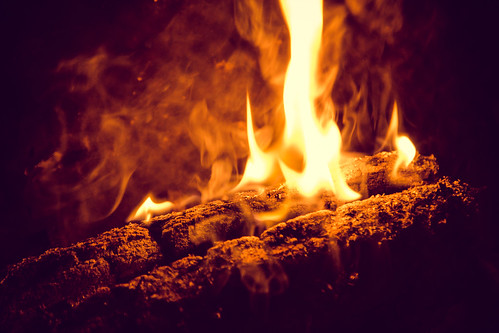 fireplace [Day 2165] | by brianjmatis