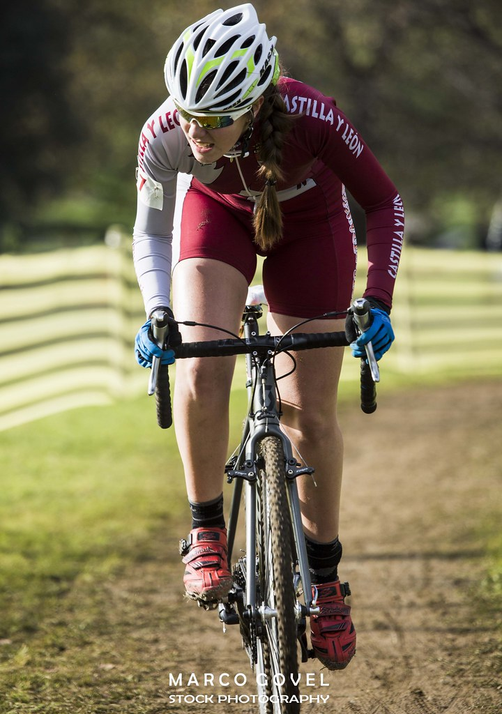 Cyclocross competition | GIJON, SPAIN Jan 10 2015: Participa… | Flickr
