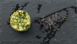 Zucchini Tartare 2 | by Couscous & Consciousness