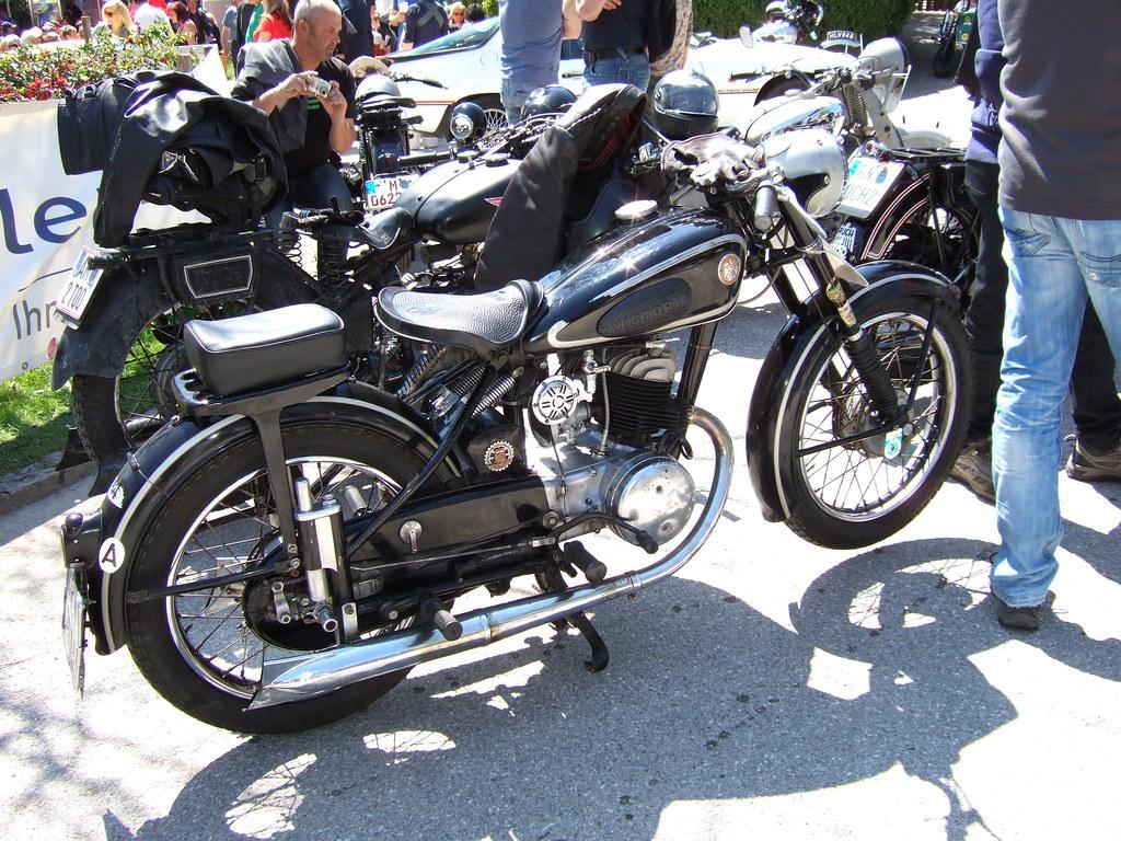BERGPREIS Int 250 VICTORIA Oldtim 1953 NUSSDORFER für 19 dOWnBnwU