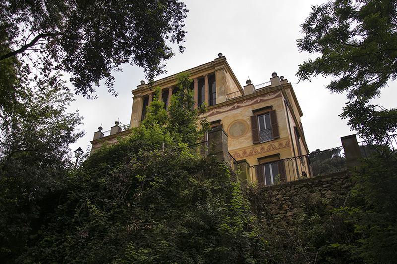 Villa Mazzanti Rome