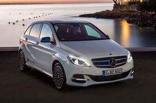 Zero emissions, practically: Mercedes-Benz B-Class Electric Drive opens for ordering | by www.Boxfox1.com