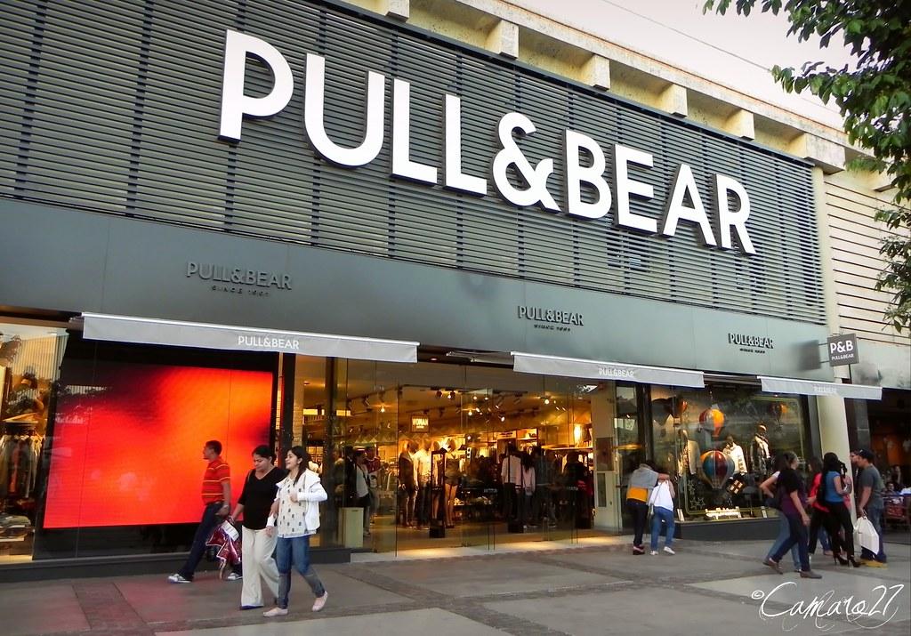 Lifestyle Center La Gran Via Tienda De Ropa Pull Bear Cent Flickr