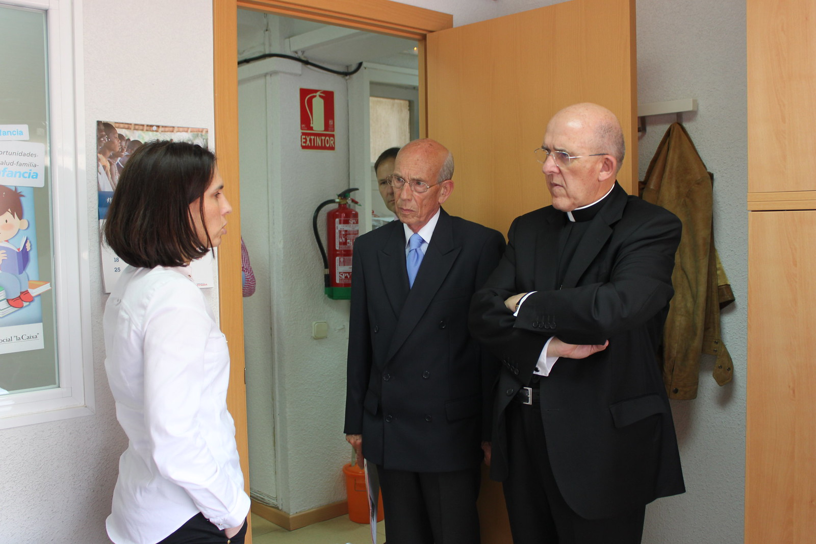FOTOS en la WEB de Cáritas Madrid