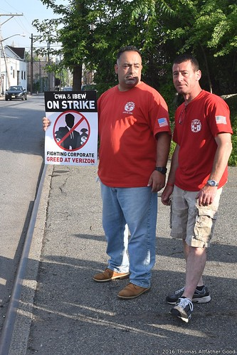 On The Picket Line (3)