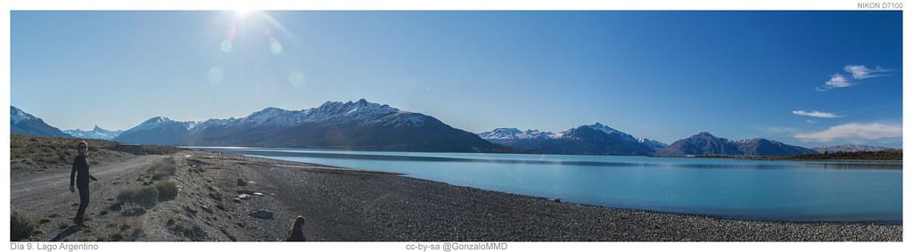 Día 9. Lago Argentino