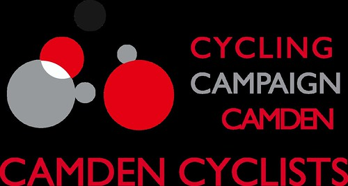 LCC Logo (from vector with caption and title below) | by Camden Cyclists