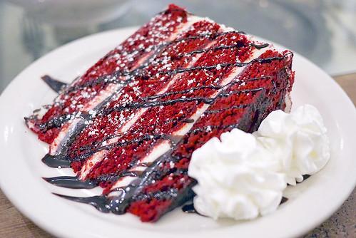 Red Velvet Molten Lava Cake Recipe