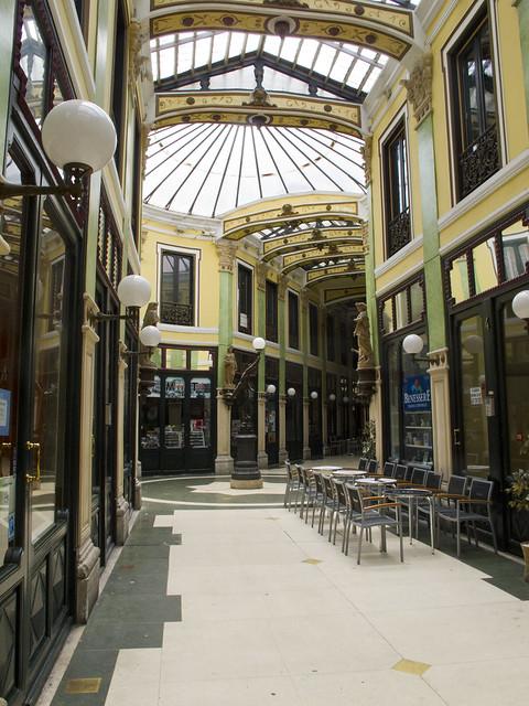 04 Interior Pasaje Gutiérrez - Valladolid