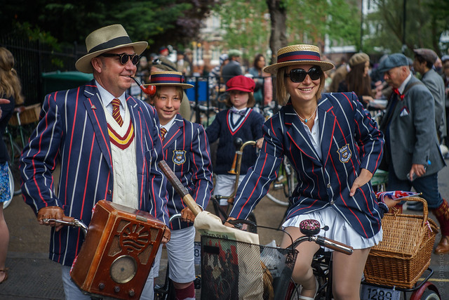 Tweed Run 2016