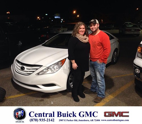 King Buick Gmc In Gaithersburg: Congratulations To Darren & Whitney King On Your #Hyundai