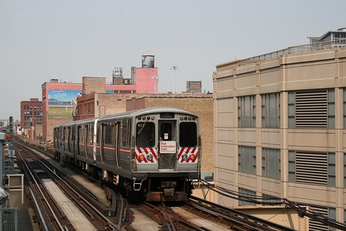 Old New Cars >> CTA 2400-series work cars | In addition to special cars from… | Flickr