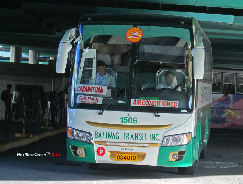 ... Baliwag Transit 1506 | by Next Base™
