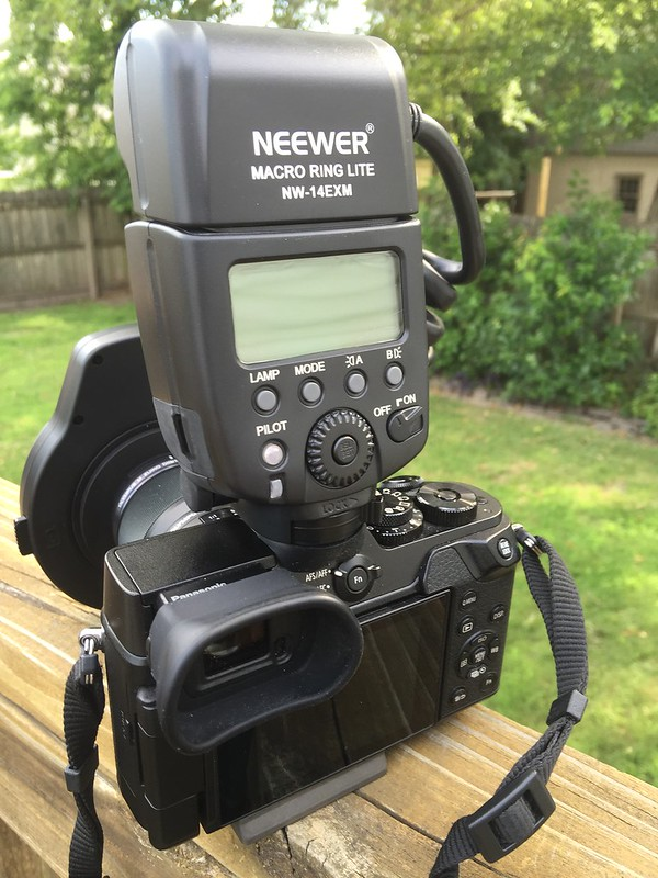 Neewer Macro Ttl Ring Flash Review