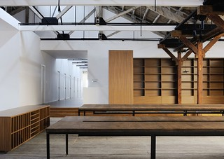 Naturalbuild - Waimatou Co-work Loft - Photo 02 | by 準建築人手札網站 Forgemind ArchiMedia