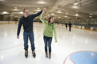 AW Ice Skating Lesson - 2016 | by University of Delaware Alumni Relations