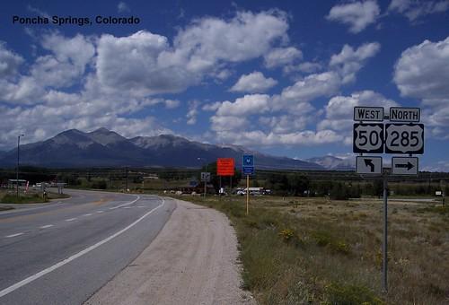 Poncha Springs CO