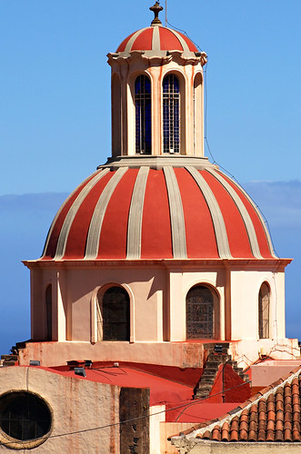 Dome of Iglesia de la Concepcion, La Orotava | by Snapjacs