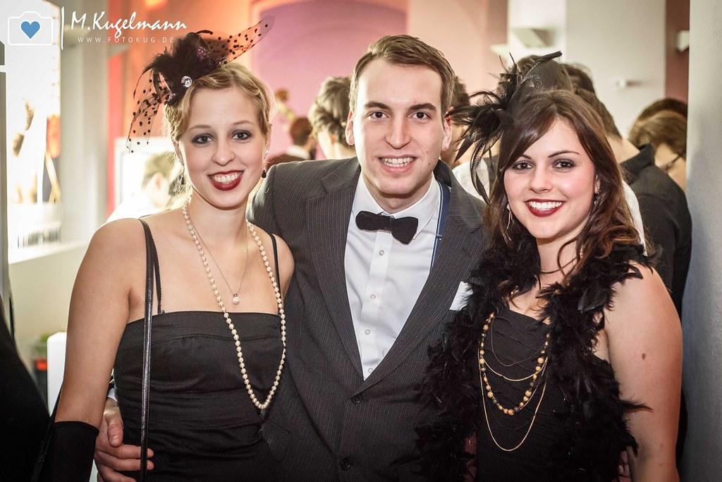 Party like Gatsby im Stil der 20er Jahre auf dem Praterins… | Flickr