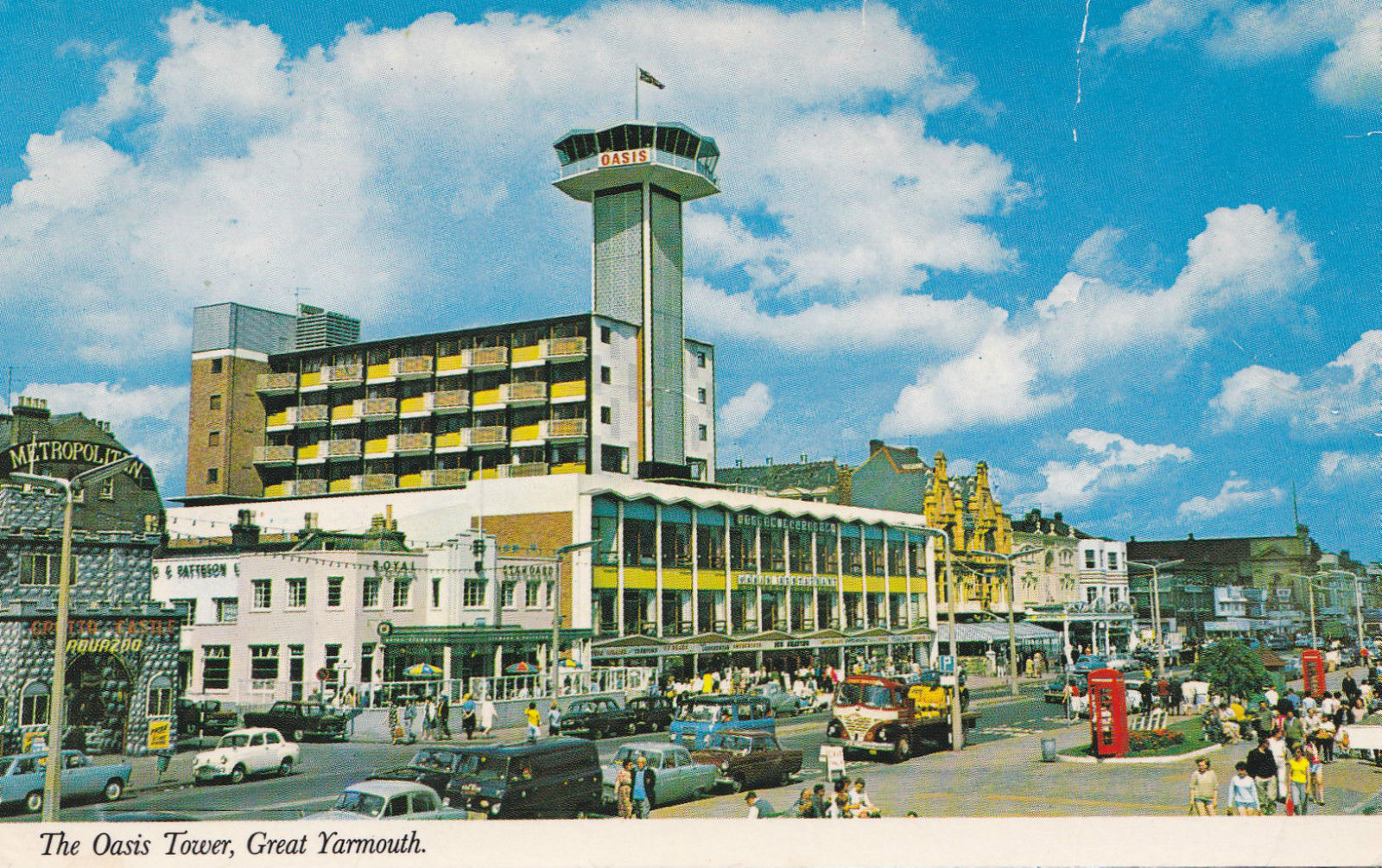 great yarmouth postcards flickr