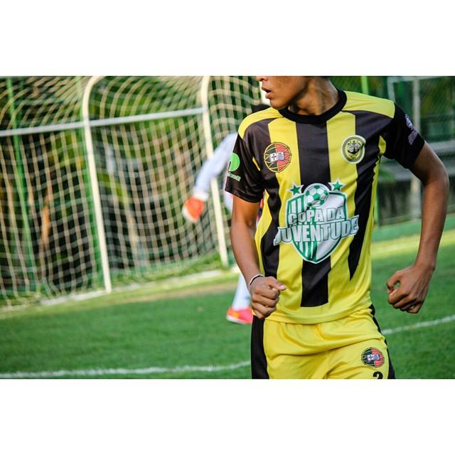 ... Final da Copa da Juventude - Grêmio Literário e Recreativo Português   futebol Quer fotos como cb3239f8acdc4