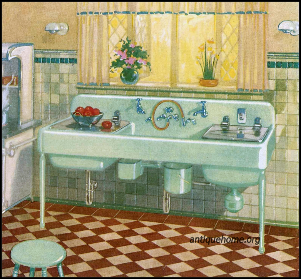 1928 Color Charm by Kohler | Daily Bungalow | Flickr