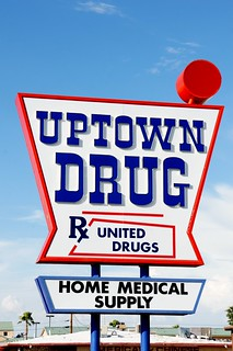 Uptown Drug & Medical Supply, Route 66, Kingman, Arizona | by RoadTripMemories