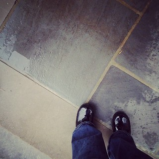 Rainy day shiny shoe selfie :-) | by lisaclarke