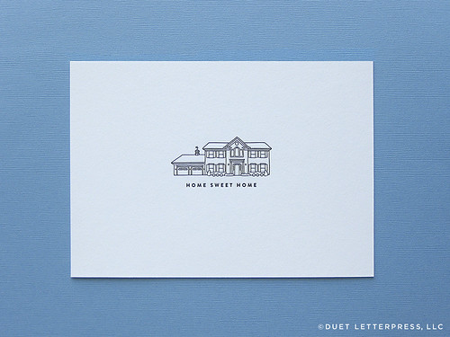 custom house illustration // no. 64