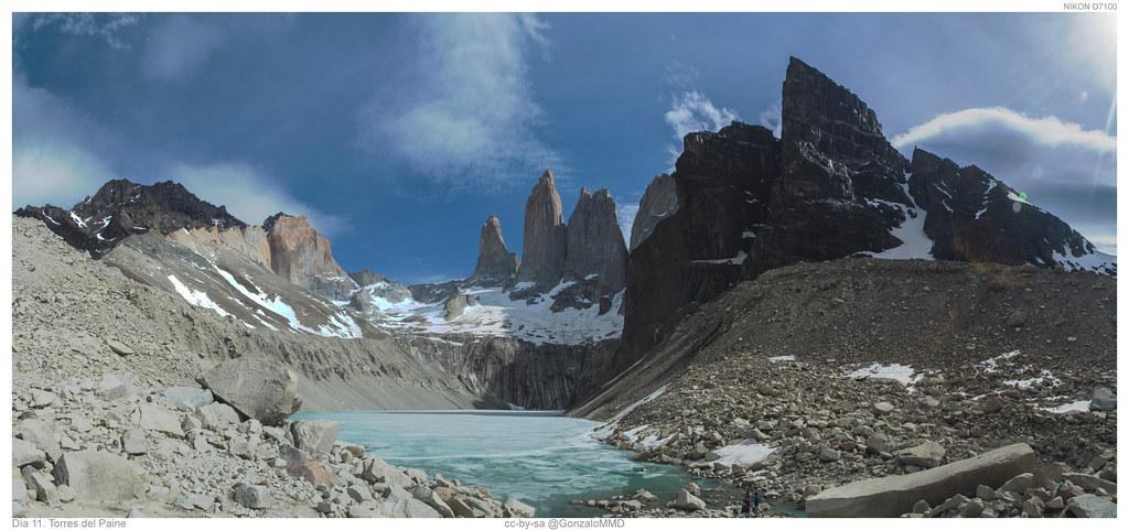 Día 11. Torres del Paine
