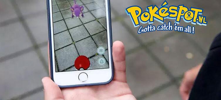 Pokémon GO cheaters worden aangepakt