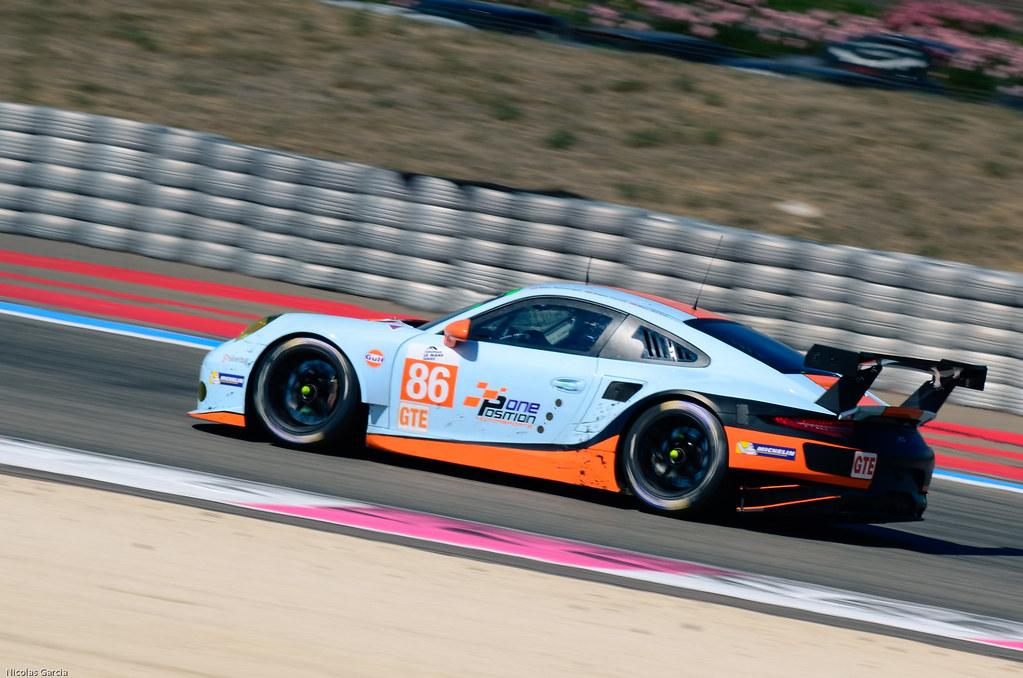 Gulf Blue Porsche 991 GT3 RS on Sale for $400K - Motorward
