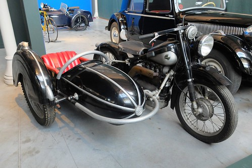 moto nimbus avec side car steib 1944 4 cylindres 750 c flickr. Black Bedroom Furniture Sets. Home Design Ideas
