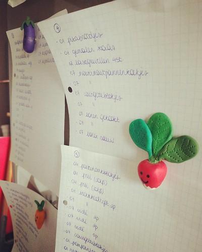 hoe maak je een weekmenu, kookblog, weekmenu