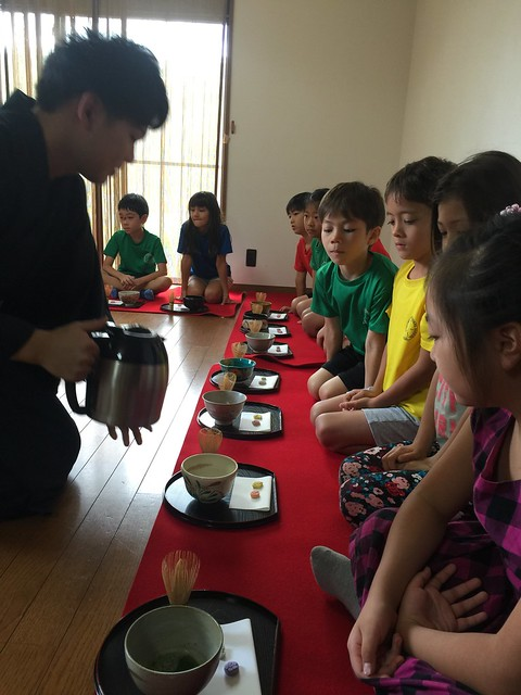 G2 Tea Ceremony
