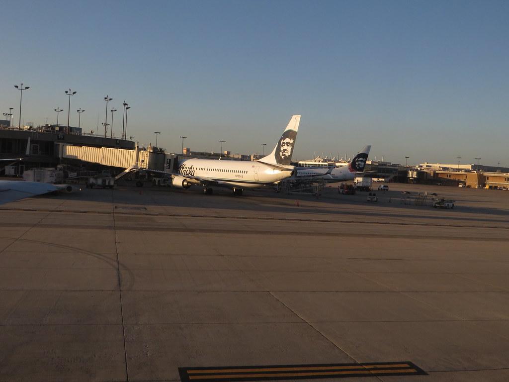 alaska airlines, san diego international airport, san dieg… | flickr