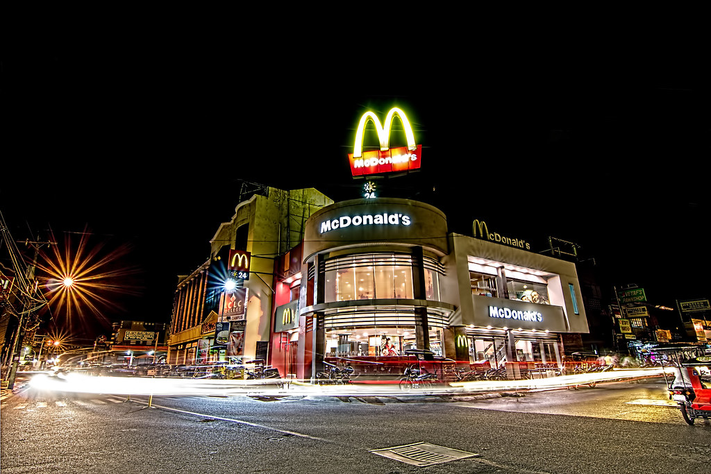 McDonald's Restaurant, 241 City Road, London - Fast Food Takeaway ...