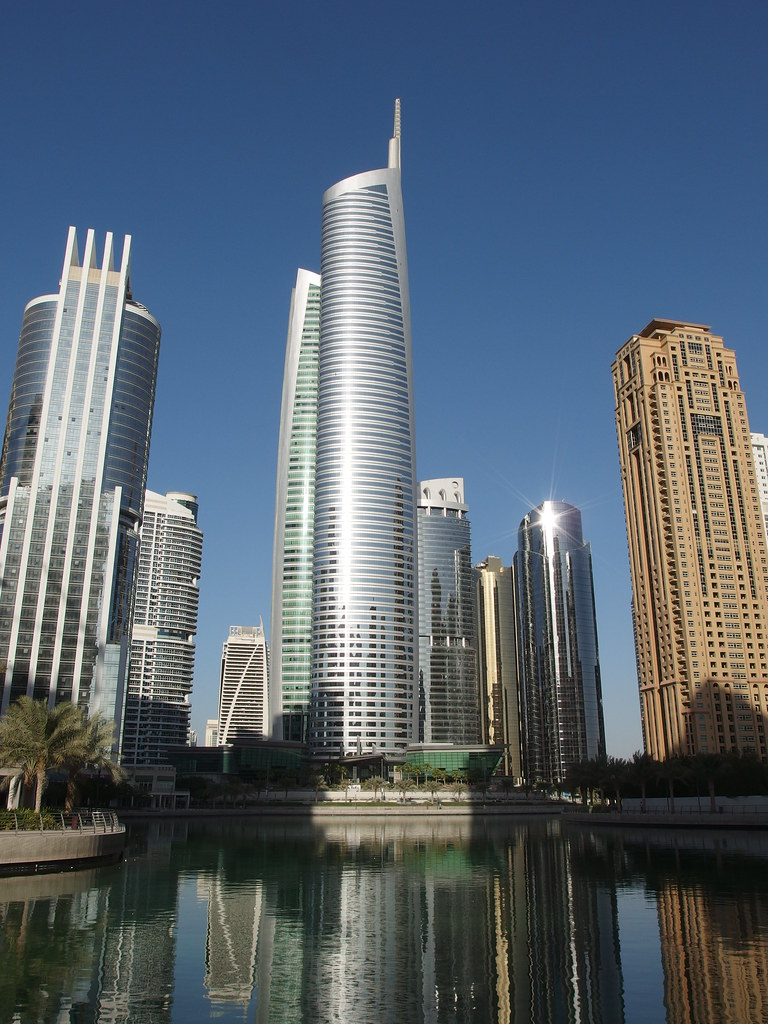 Architectural Miracle: The Highest Buildings In Dubai