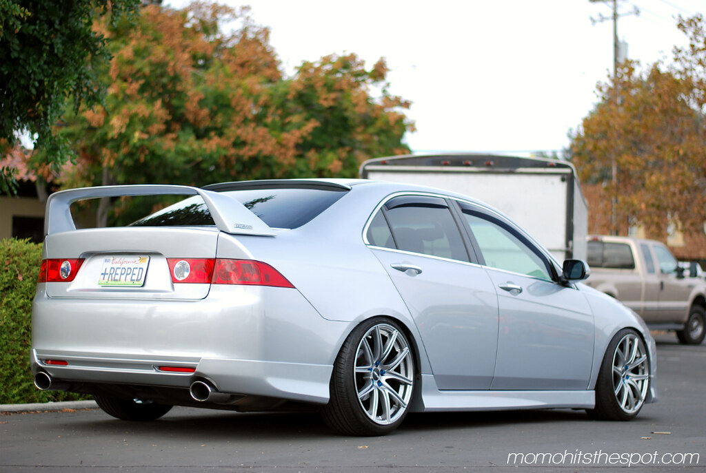 Kenstyle JDM TSX/Accord Euro R CL7 Complete Body Kit