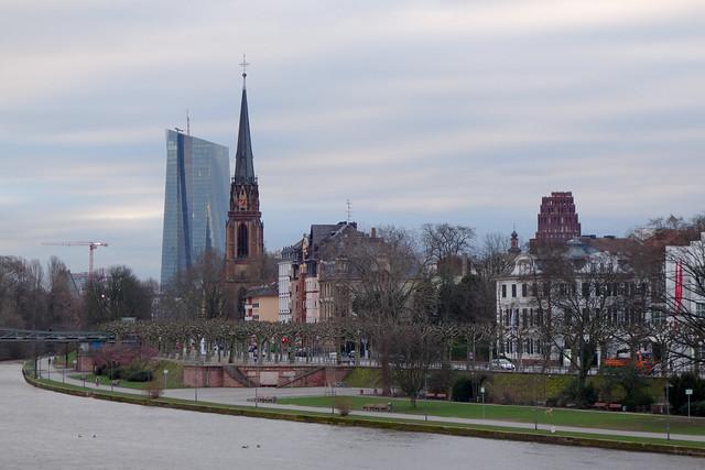 ドイツ フランクフルト マイン川