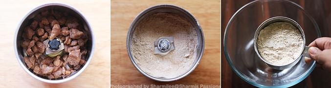 How to make Homemade Multigrain Wheat Cerelac Mix - Step1