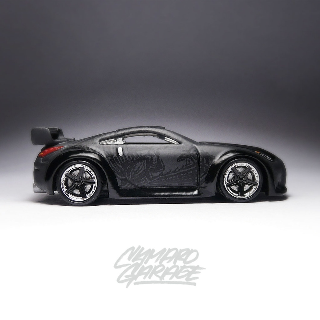Drift king | Custom hot wheels NIssan 350z - Fast and furiou… | Flickr