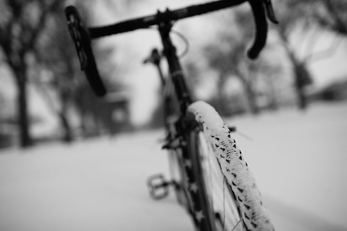 Skinny Tires in the Winter | by Dusty J