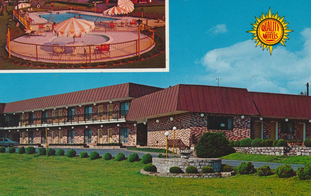 Quality Motel Boxwood South - Winchester, Virginia