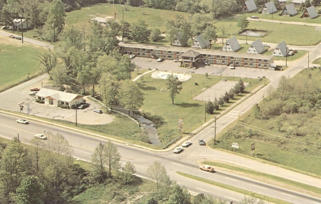 Travel EZE Motel - Black Mountain, North Carolina