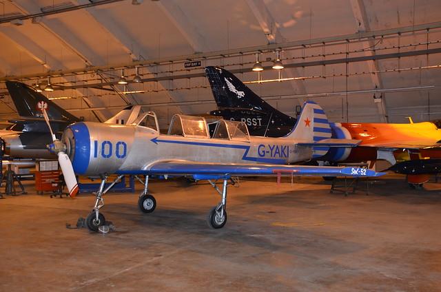 G-YAKI Yak-52