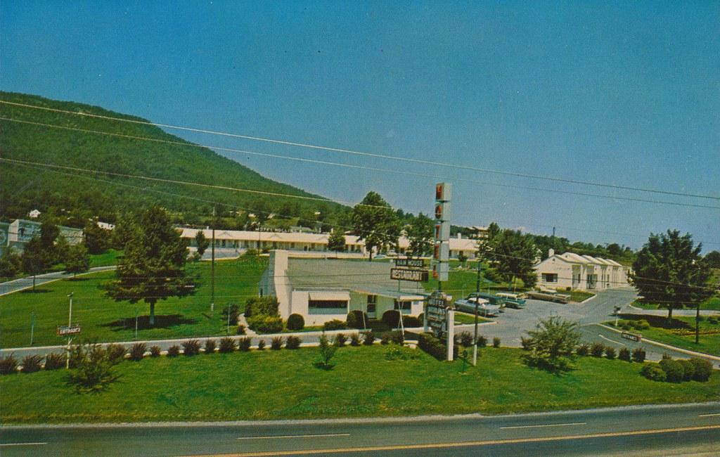 Motel Hollins - Hollins, Virginia