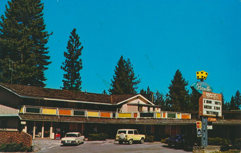 Paradice Motel - South Lake Tahoe, California