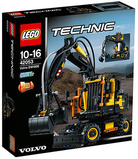 LEGO Technic 42053 box
