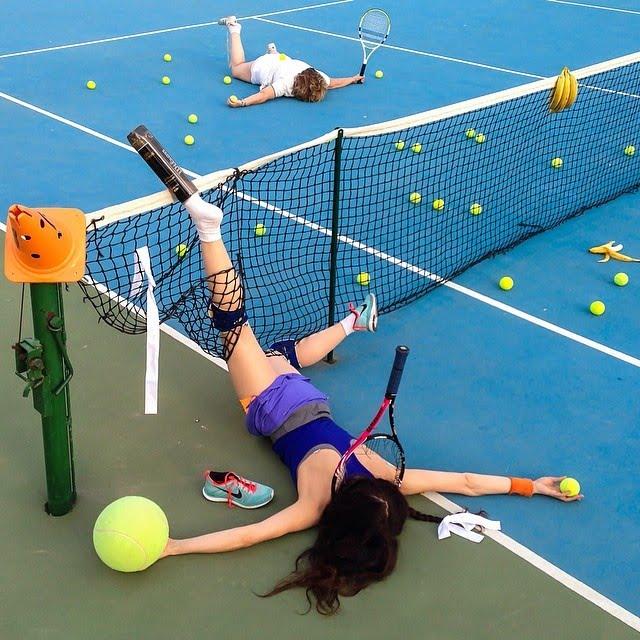 Тенис - ПоЗиТиФфЧиК - сайт позитивного настроения!
